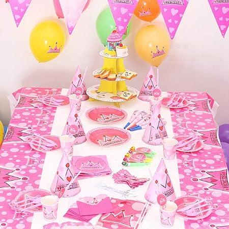 Cestlafit - Juego de paquetes de fiesta de cumpleaños ...