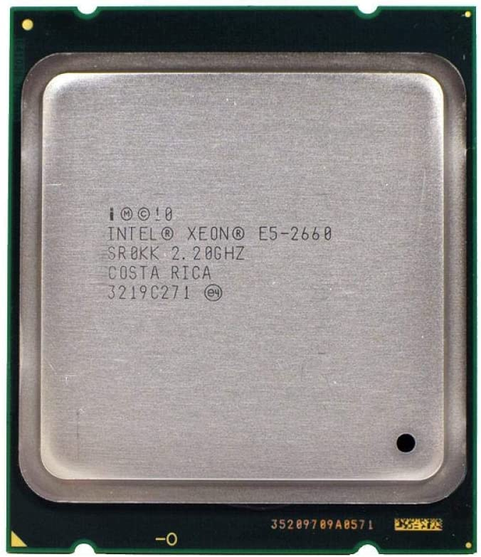 Intel XEON E5 2660 SR0KK CPU 8 CORE 2.20GHz 20M 8GT//s 95W Processor E5-2660
