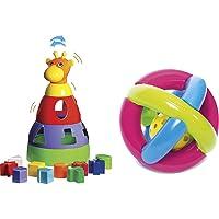 Kit Dia das Crianças - Brinquedos para bebê de 1 ano
