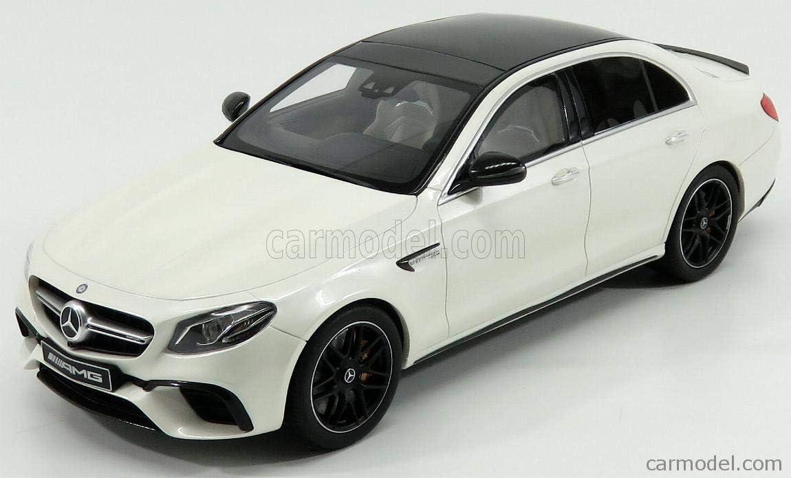 1:18 4Matic Black Magno Dealership Ed W213 GT Spirit Mercedes Benz E63 S AMG