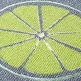 Carvapet Non-Slip Kitchen Mat Set Rubber Backing