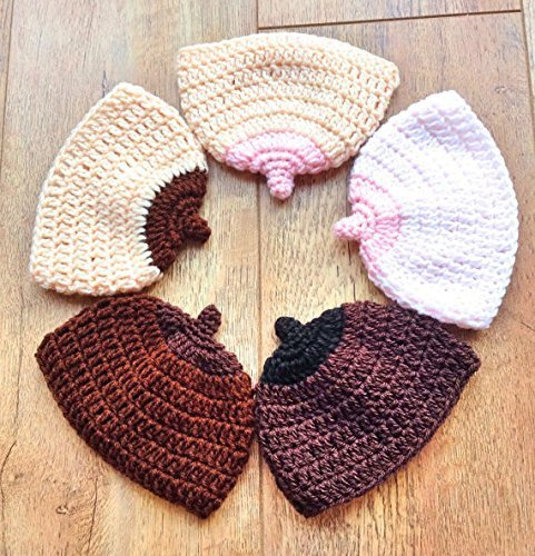 Crochet Breast Beanie