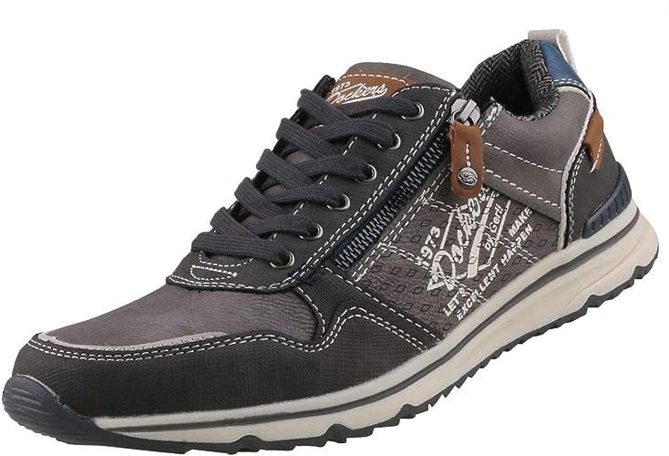 Dockers by Gerli Men's Low-Top Sneakers