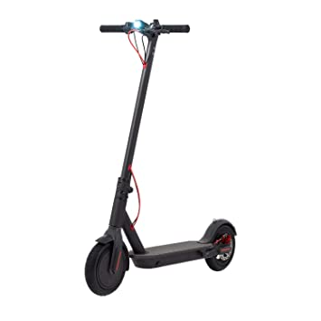 Ecogyro GScooter S9 Scooter Eléctrico, Juventud Unisex, Negro, Talla Única