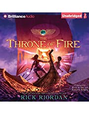 The Throne of Fire: Kane Chronicles, Book 2