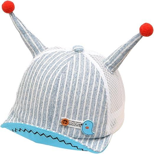 Kanggest.Sombrero de Béisbol Gorro de Bebé Niña Niño 6-24 Meses ...