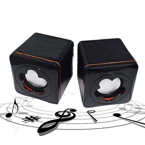 Amazon com: Portable USB Speaker Desktop Mini Computer