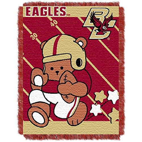 The Northwest Company Boston College Eagles Fullback Baby Triple Woven Jacquard ()