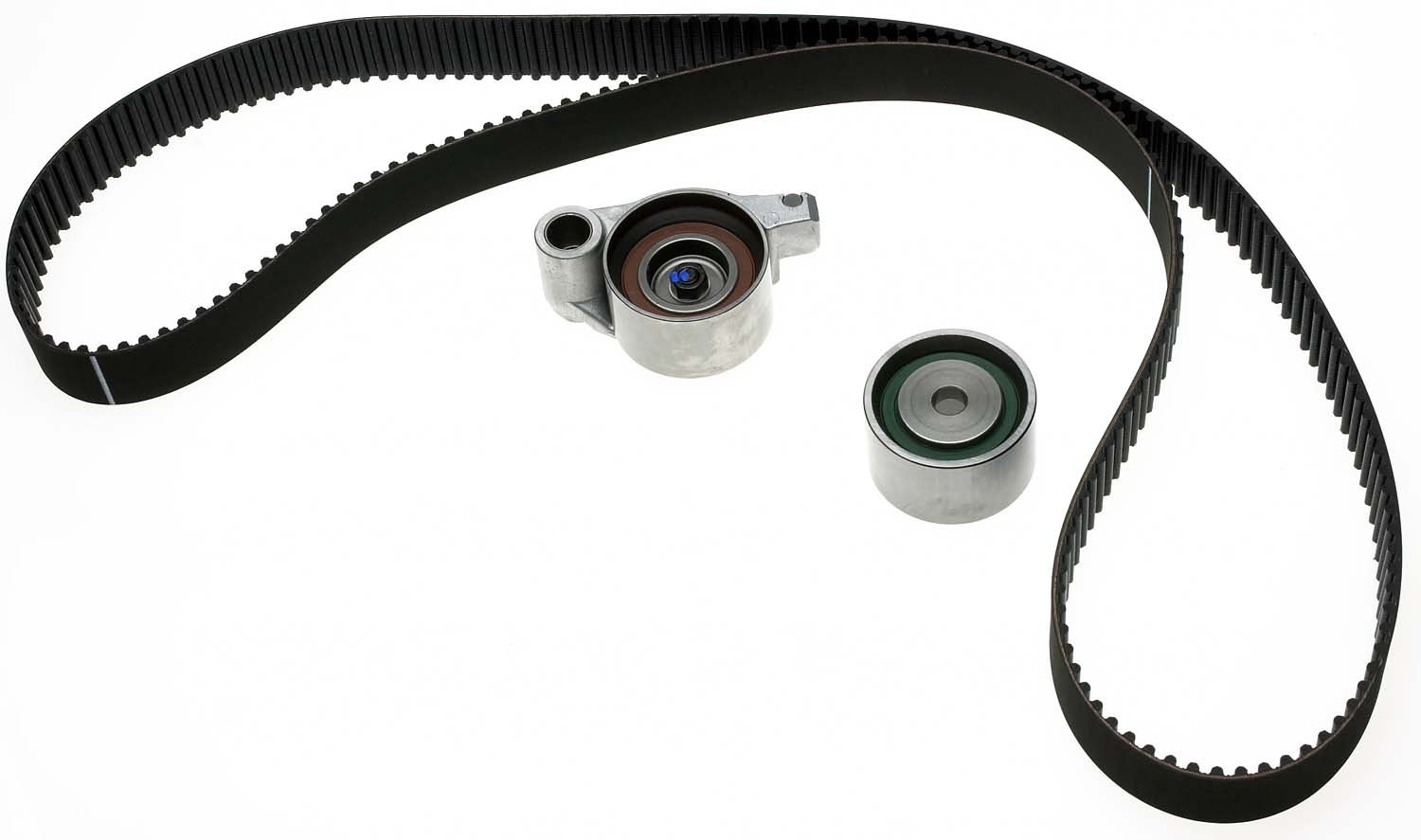 ACDelco TCK257A Professional Timing Belt Kit with Tensioner and Idler Pulley