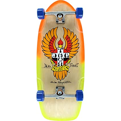 f4a326ef830 Amazon.com : Dogtown Skateboards Bigfoot Longboard Complete ...
