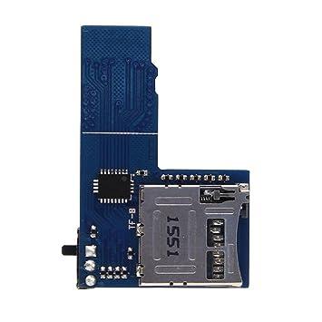 Velidy Raspberry Pi3 Dual System - Adaptador de tarjeta de ...