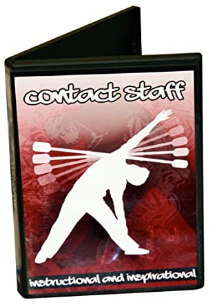 Contact Staff DVD - Fire Staff Spinning Twirling: Amazon.es: Cine ...
