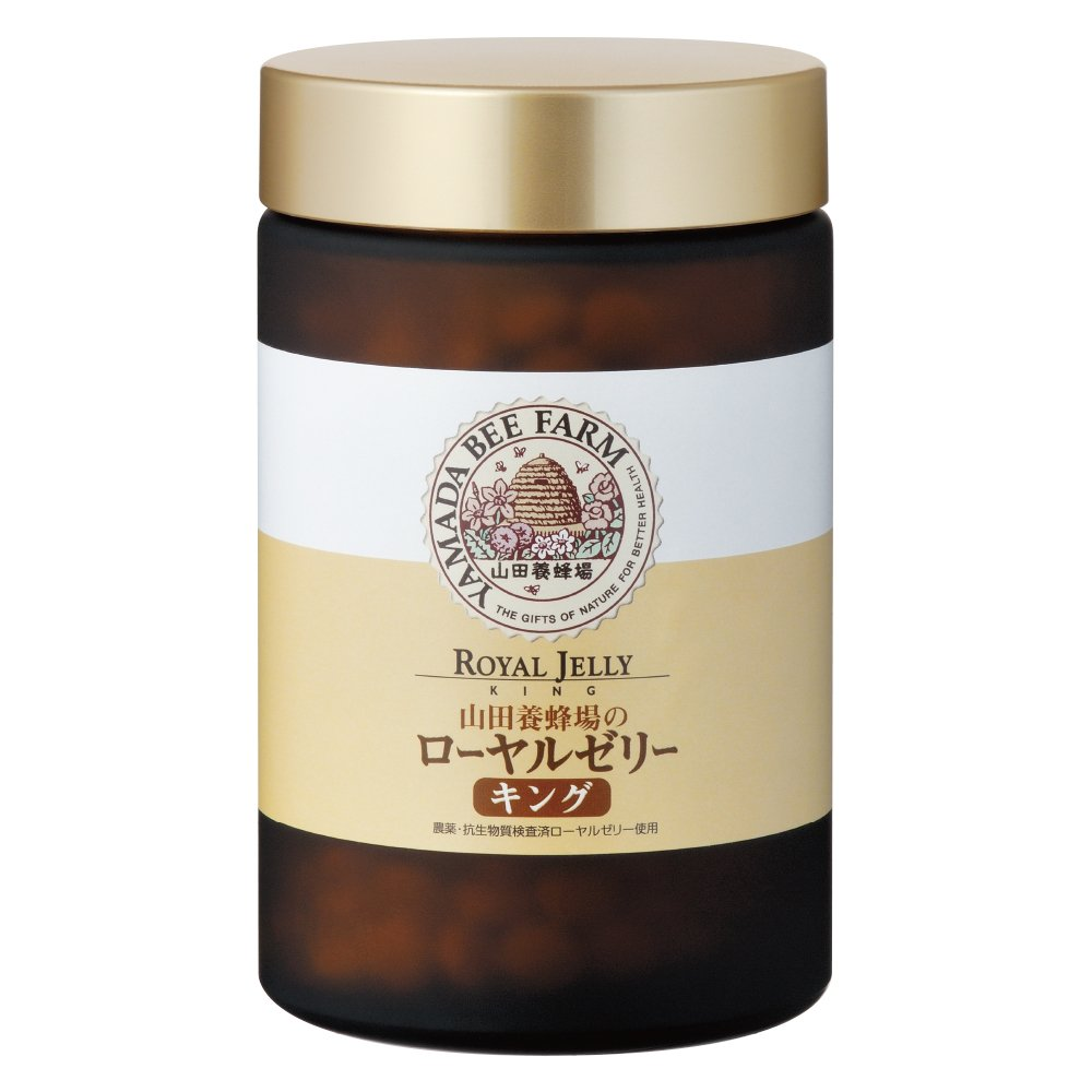 酵素分解ローヤルゼリー キング 500粒入/Enzyme-Treated Royal Jelly: King <500 tablets> B00B8KJG1A