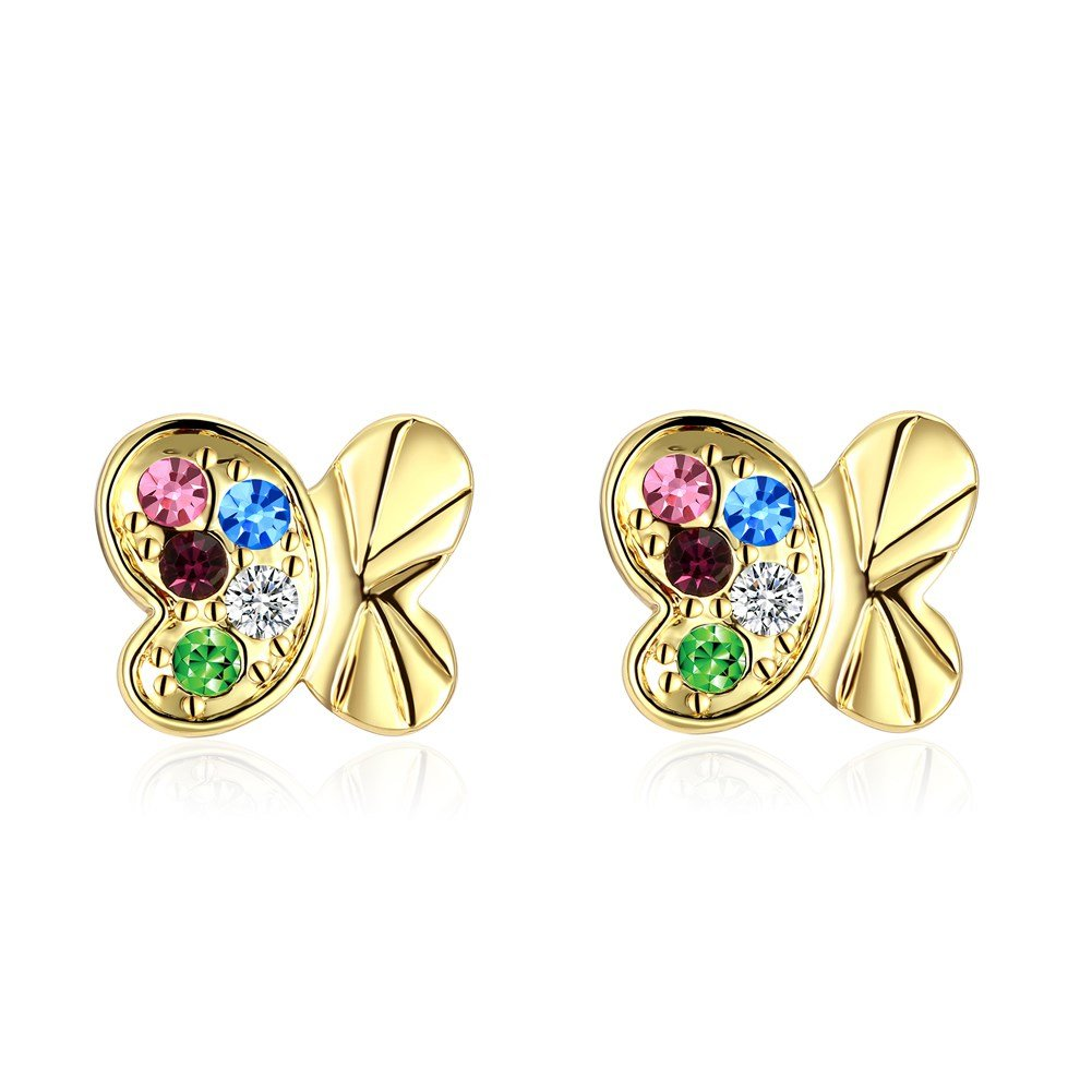 Design Stud Earrings fashion jewelry,Birthday gifts for women girls Wedding jewellery