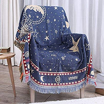 Marvelous Amazon Com Bed Blanket Pure Cotton Blanket Double Sided Pdpeps Interior Chair Design Pdpepsorg