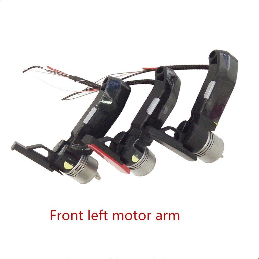 Front Left Motor Arm Original Repair Parts for DJI Mavic Air Drone Black