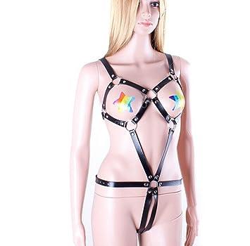 Regret, Bondage harness cunnilingus