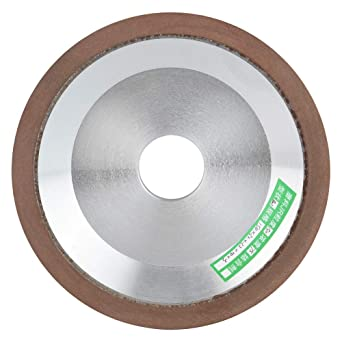 "4/"" 100mm Wood Grinding Wheel Diamond Segment Grinder Polishing Carving Disc"