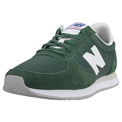 1ef43da42b6 New Balance Unisex Adults Calzado U220cg Verde Fitness Shoes: Amazon ...