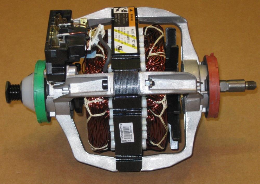 Major Appliances 279787 Dryer Motor for Whirlpool Kenmore Roper Kirkland 27'' 3395654 AP3094233