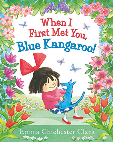 When I First Met You Blue Kangaroo!