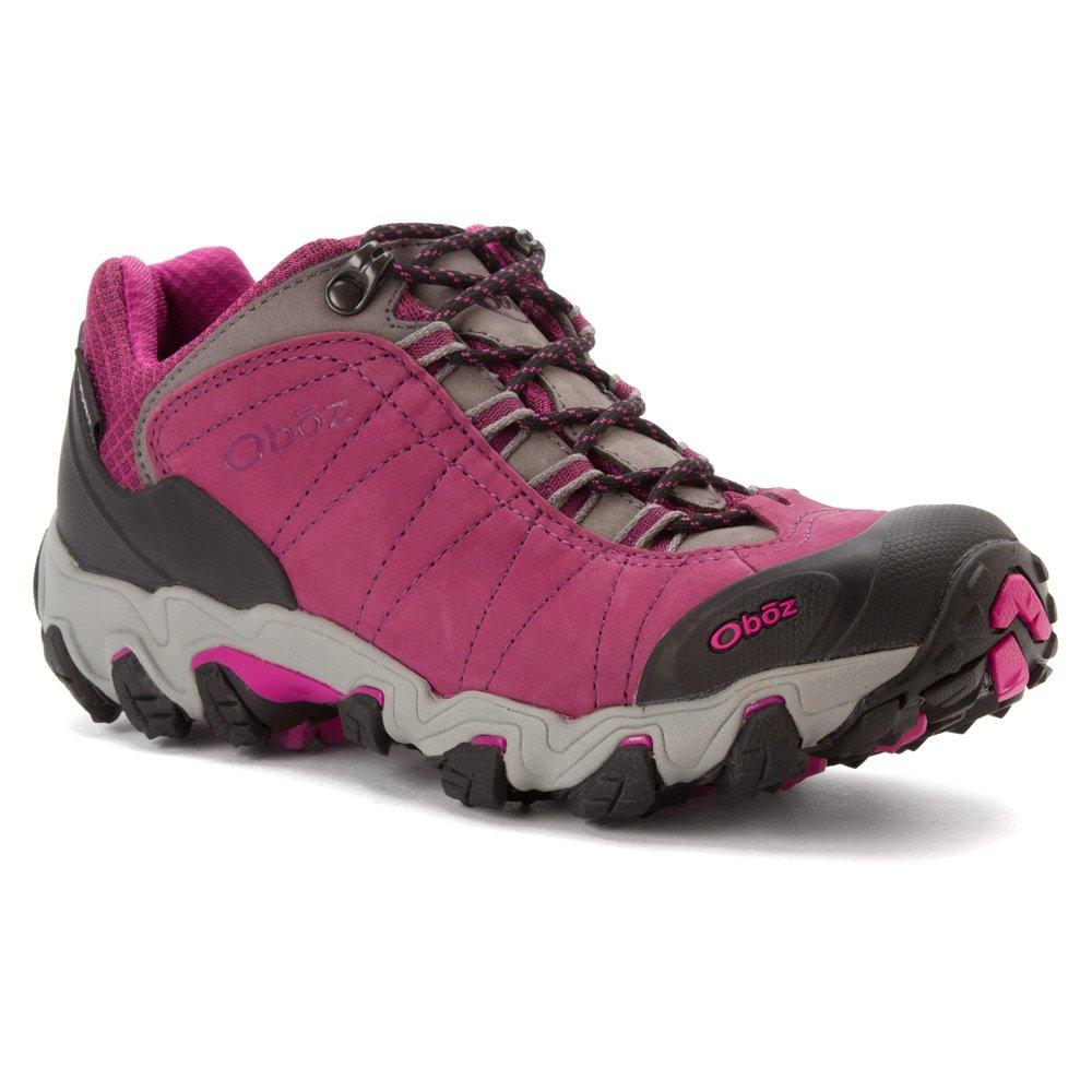 Oboz Bridger Low BDry Hiking Shoe - Women's B00SVY37T8 7.5 B(M) US|Magenta