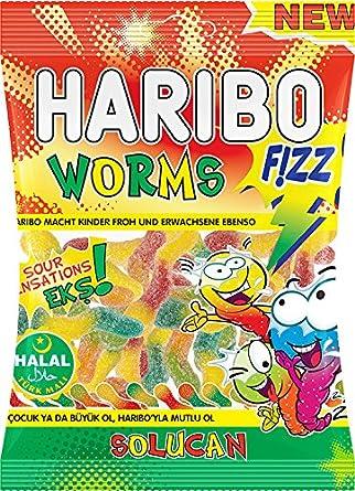 Saure würmer