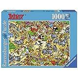 Ravensburger-Asterix-Chasse Aux Sangliers  (1000PC) Puzzles