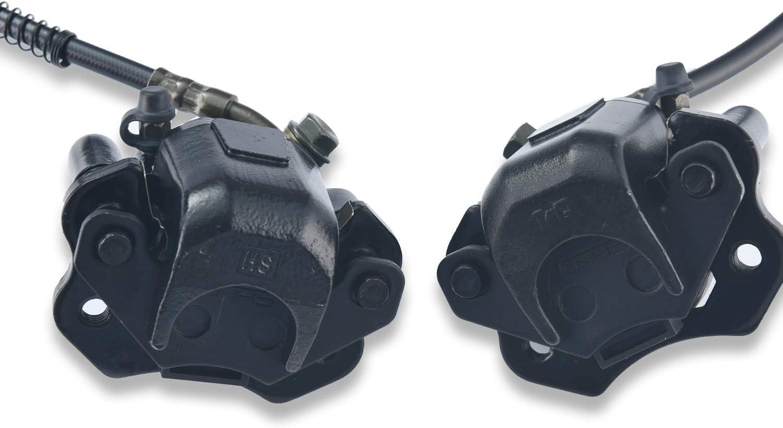 CLEO Front Disc Brake Master Cylinder Hydraulic Caliper Assembly for Chinese 110cc 125cc 150cc 200cc 250cc ATV Four Wheeler Doom Buggy Quad Bikes