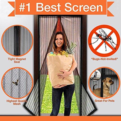 36 inch screen door - 4