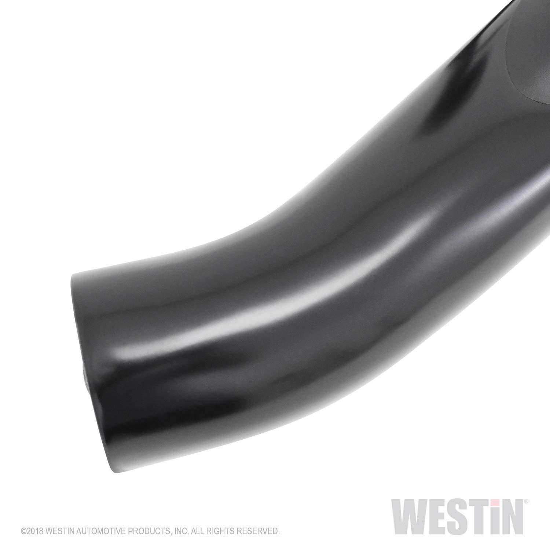 Westin 23-3245 E-Series Black Step Bar