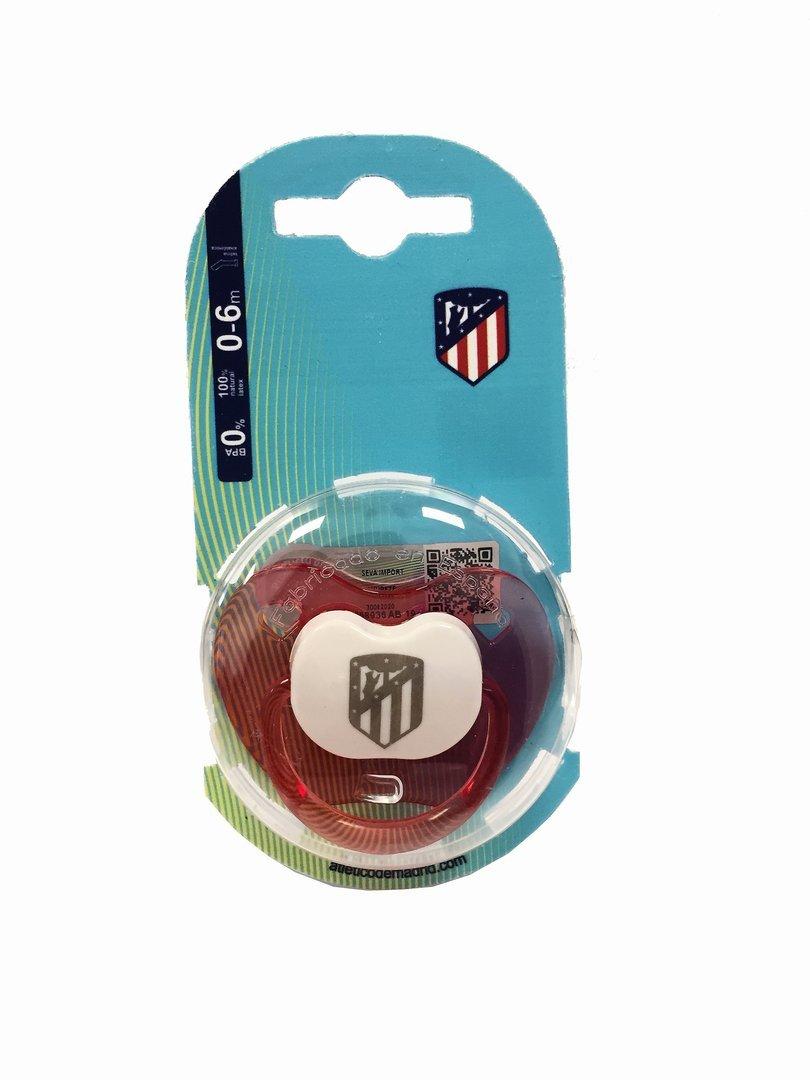 CHUPETE ATLÉTICO DE MADRID 0-6 MESES: Amazon.es: Deportes y ...