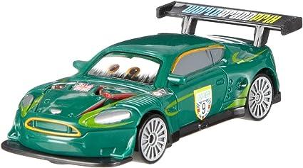 Amazon Com Cars 2 Quick Changers Race Nigel Gearsley Toys Games