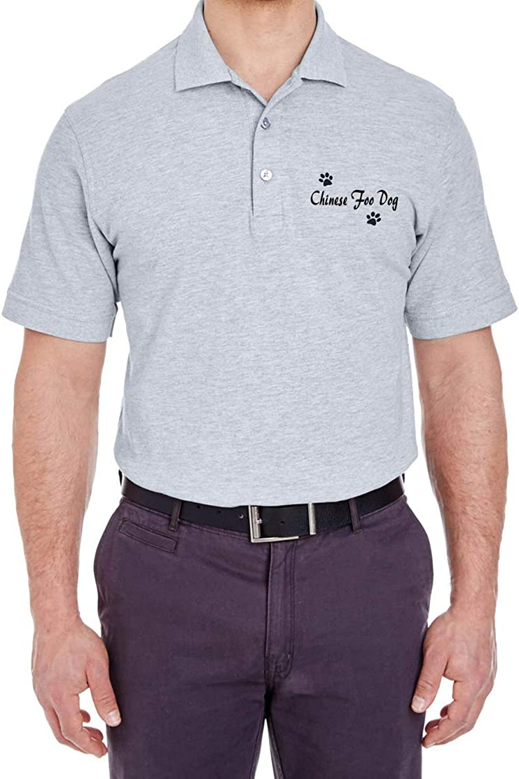FOODLE Dog Paw Puppy Name Breed Polo Shirt Clothes Men Women