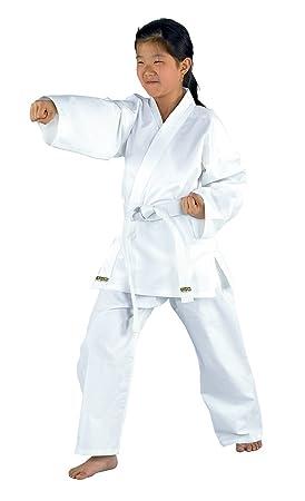KWON Renshu - Traje de Karate, Color Blanco, 551001, Talla ...