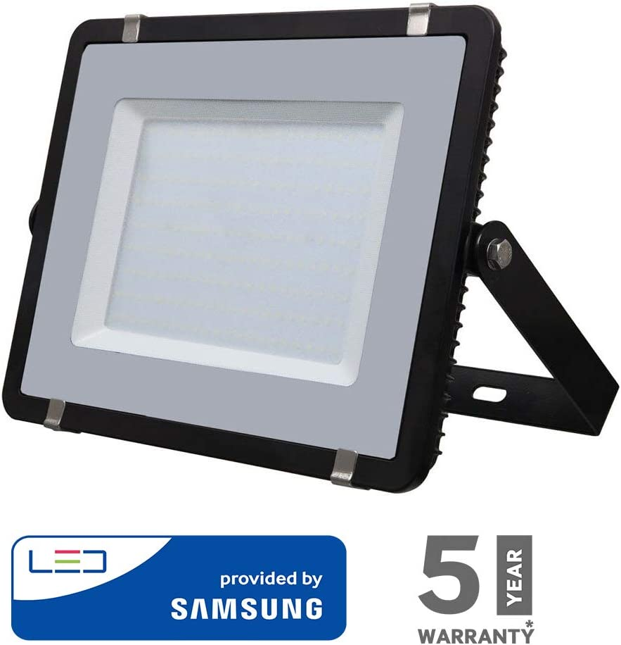 Proyector LED 200W Chip SAMSUNG IP65 6000K [Especial Pistas de ...