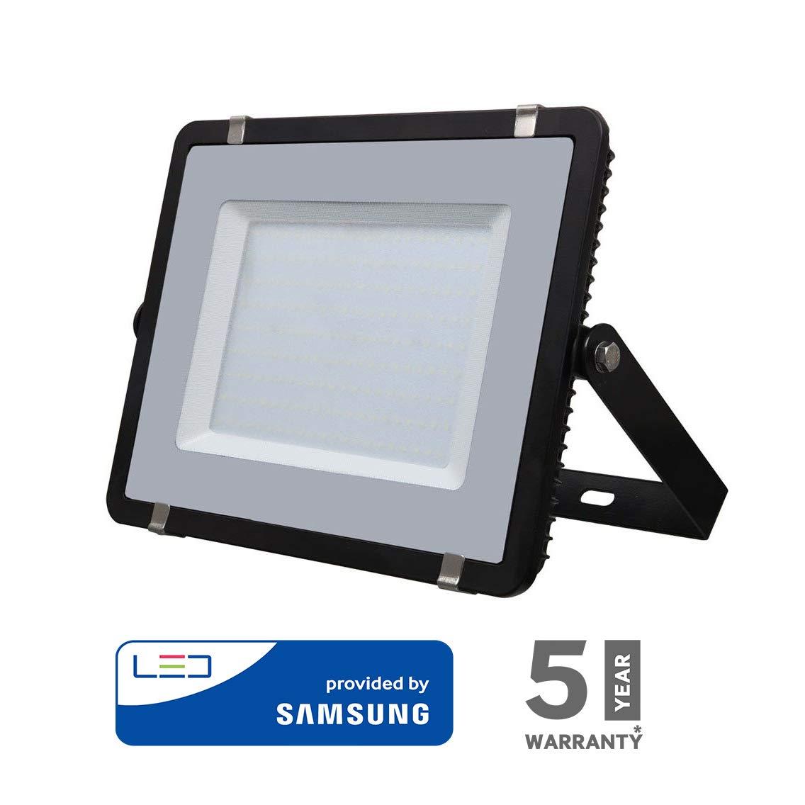 Proyector LED 200W IP65 [Especial Pistas de Pádel] [Pack 2 ...