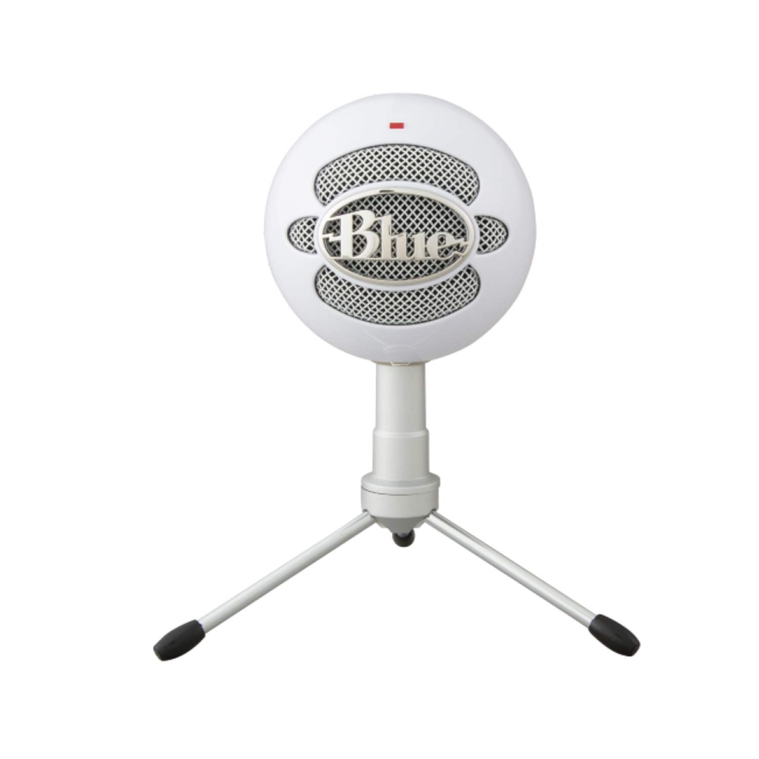 Blue Snowball iCE Condenser Microphone, Cardioid - White - 1974 by BLUE