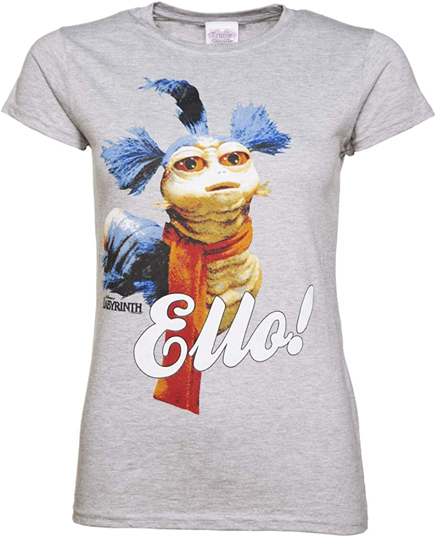 Worm from Labyrinth Unisex Cotton T-shirt