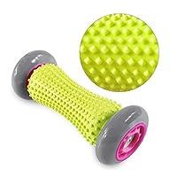 Muskel Roller Stick Fuß Massage Roller,Fußmassage-Rolle für Plantarfasziitis, Hand und Fuß Massage Roller,faszien rolle fussroller massage stick,Recovery Tool für Plantar Fasciitis,Ferseschmerzen