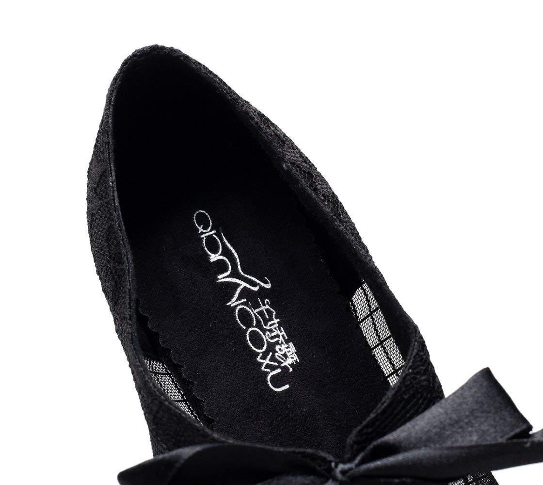 Yingsssq Damen Lace Printed Mesh Dance Schuhe Tango Latin Salsa Tango Schuhe Tee Samba Modern Jazz Schuhe Sandalen High Heels rotHeeled8.5cm-UK2.5   EU32   Our33 b41239