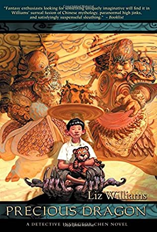 book cover of Precious Dragon