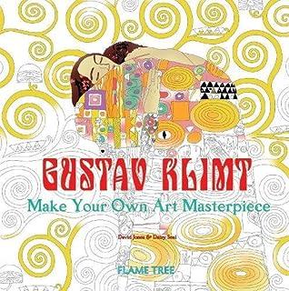 Gustav Klimt Art Colouring Book Make Your Own Masterpiece Books