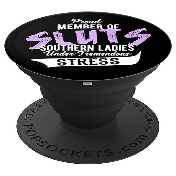 Southern ladies under tremendous stress