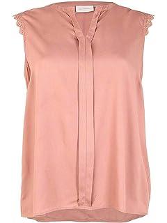 ONLY Carmakoma Carmumi SL Top Camisa para Mujer: Amazon.es: Ropa y accesorios