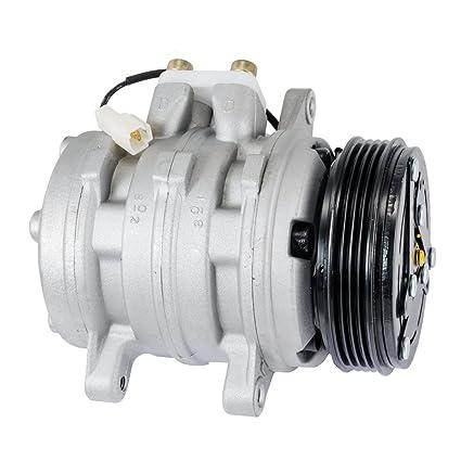 Amazon com: Hex Autoparts A/C AC Compressor for 1989-1994