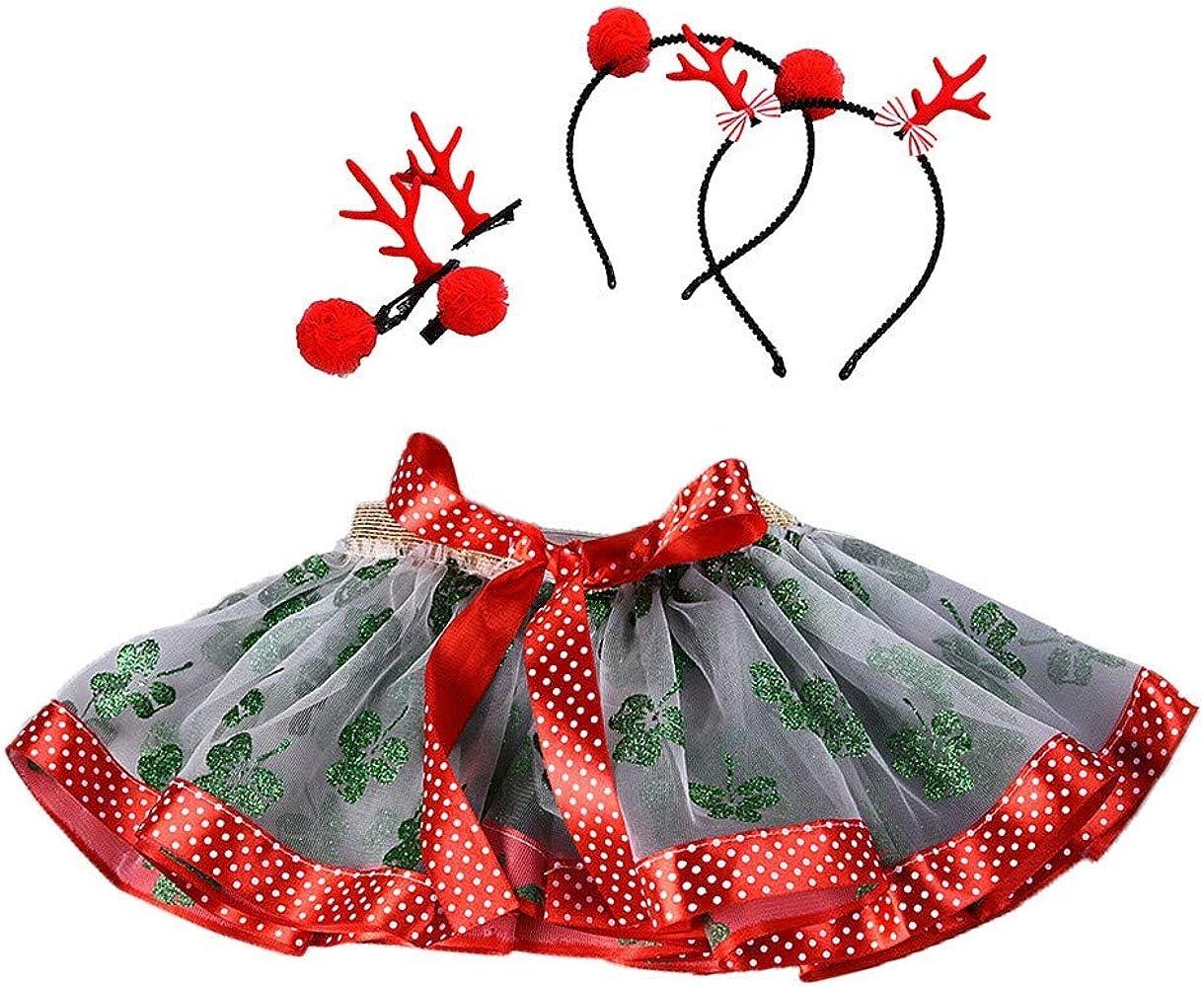 Logobeing Vestido de Fiesta Ropa Princesa Navidad Faldas de Ballet ...