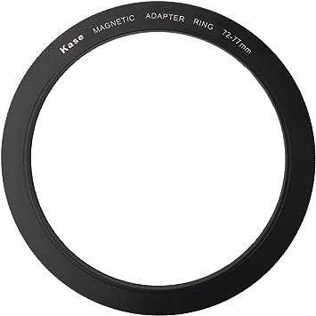 Kase Wolverine 72 mm Pro Kit Magnetischer sto/ßfester optischer Glasfilter inkl magnetischer CPL ND8 ND64 ND1000 /& H/ülle 72