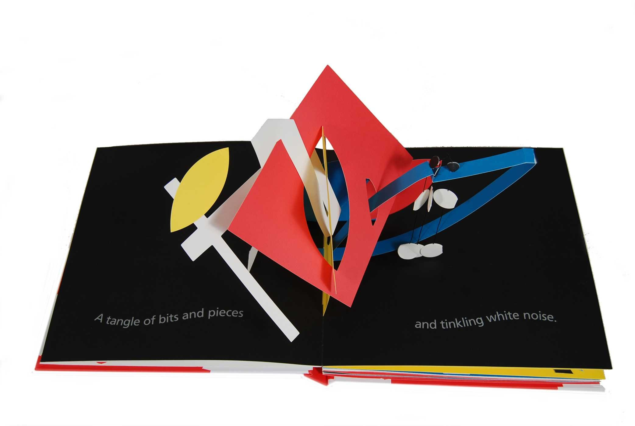 Tinkling White Noise Of Last Of This >> White Noise A Pop Up Book For Children Of All Ages Classic
