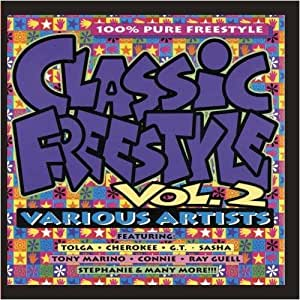 Classic freestyle vol 2 by various artists 2009 01 15 for Classic 90s house vol 2